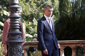 Andrej Babiš, photo: ČTK/AP/Antonio Calanni