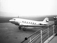 Douglas DC-3-220, photo: FORTEPAN / Lissák Tivadar, CC BY-SA 3.0