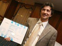 Sylvano Pedretti, photo: www.ccft-fcok.cz/prix