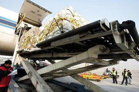 La ayuda humanitaria, foto: CTK