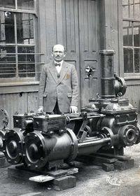 El abuelo Josef Kotásek, foto: archivo de E. Kotásek