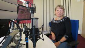 Martina Beková, photo: Milan Baják, Czech Radio