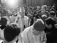 Cardenal František Tomášek, foto: archivo MZV
