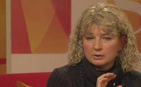 Kateřina Fabiánová, photo: Czech Television