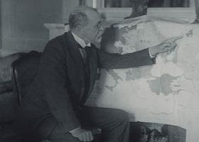 Tomáš Garrigue Masaryk (Foto: Tschechisches Fernsehen)