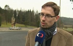 Filip Žáček, foto: ČT24