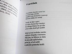 'Les meilleurs poèmes tchèques de 2018', photo rero: éditions Petr Štengl