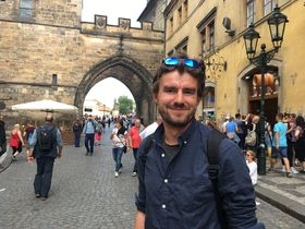 Janek Rubeš, photo: Ian Willoughby