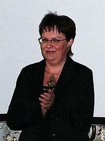 Ministra de Educación, Dana Kuchtová