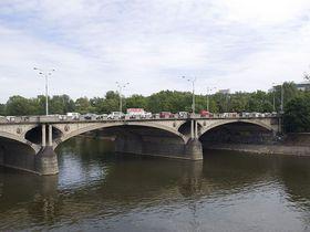 Hlávka Bridge, photo: Honza Groh, CC BY-SA 3.0