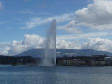 Ženeva, foto: Milena Štráfeldová