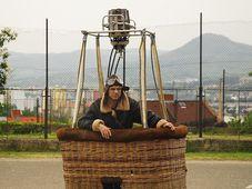 Ballonflieger Franz Kratschmera (Foto: www.antikomplex.cz)