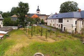 Johanitská komenda sv. Zdislavy aHavla zLemberka, foto: Archeologický ústav AVČR