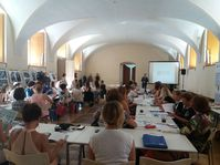 La rencontre des enseignants des Ecoles tchèques sans frontières, photo: Magdalena Hrozínková