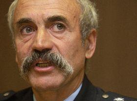 Policejní prezident Jiří Kolář, foto: ČTK