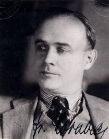 František Moravec, foto: archiv rodiny Moravcových