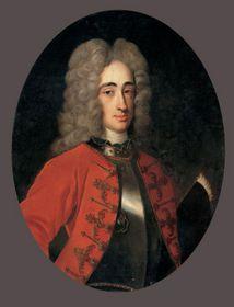 Franz von Stampart: Josef Johann Adam von Liechtenstein (Quelle: Wikimedia Commons, Public Domain)
