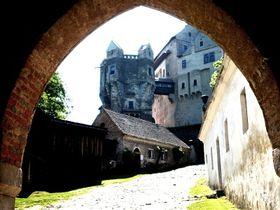 Castillo de Pernstejn, foto: Ivan Holas