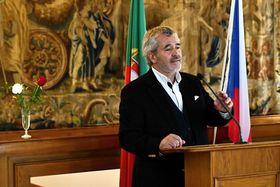 Álvaro Beleza, 2019, foto: Antonín Nádvorník, MZV