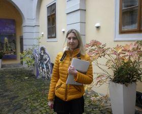 Radka Šamanová, foto: Zdeňka Kuchyňová