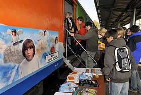 'Le train de prévention', photo: CTK