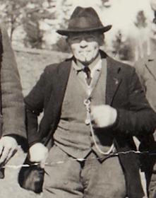 Josef Adam, zdroj: snímek zknihy Příběh podještědské obce Iod Jana Havelky