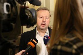 Ministr Richard Brabec, foto: Úřad vlády