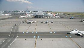 El Aeropuerto Internacional de Praga, Ruzyně