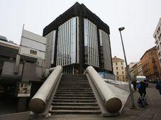 Transgasgebäude (Foto: Barbora Linková, Archiv des Tschechischen Rundfunks)
