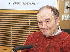 Petr Kolář (Foto: Alžběta Švarcová, Archiv des Tschechischen Rundfunks)