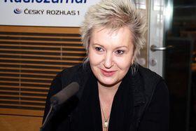 Eva Urbanová, photo: Šárka Ševčíková, ČRo