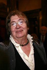 Petruška Šustrová, photo: Vendula Uhlíková