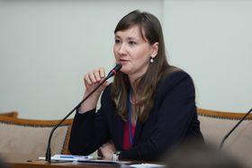 Michaela Lišková, foto: archiv Akademie věd ČR