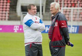 Павел Врба и Карел Брюкнер (Фото: ЧТК)