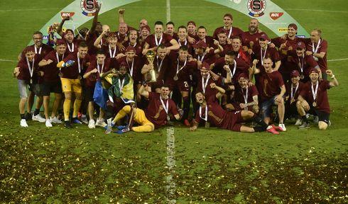 Sparta Prag (Foto: ČTK / Radek Petrášek)