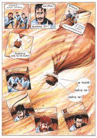 'Cinq semaines en ballon', photo: Nakladatelství Josef Vybíral