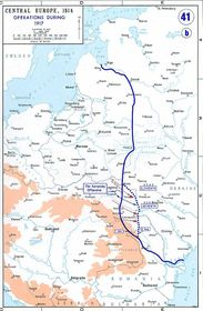 The Kerensky Offensive, source: Public Domain