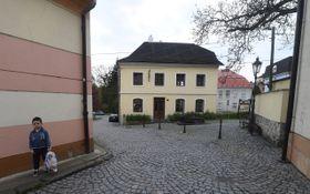 Native house of Sigmund Freud, photo: CTK