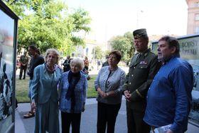 Josef Bečvář et Jindřich Marek, photo: Vlastimila Cyprisová / Army.cz