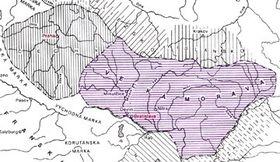 La Gran Moravia