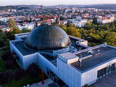 Foto: El Planetario de Brno, CC BY-SA 3.0 cz