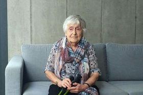 Lydie Tischlerová, photo: Bohumila Reková, ČRo