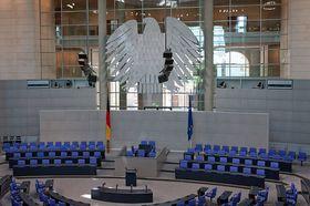 Deutscher Bundestag (Foto: Stefan Kemmerling, Creative Commons 3.0)