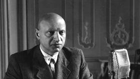 Emanuel Moravec, foto: archiv ČRo