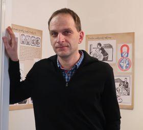 Tomáš Chvátal (Foto: Martina Schneibergová)
