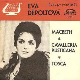 Eva Děpoltová, foto: Supraphon