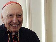 Kardinál Tomáš Špidlík, foto: ČTK