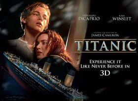 «Титаник» в 3D