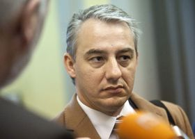Josef Středula, photo: Filip Jandourek, ČRo