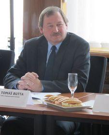 Tomáš Butta (Foto: Martina Schneibergová)